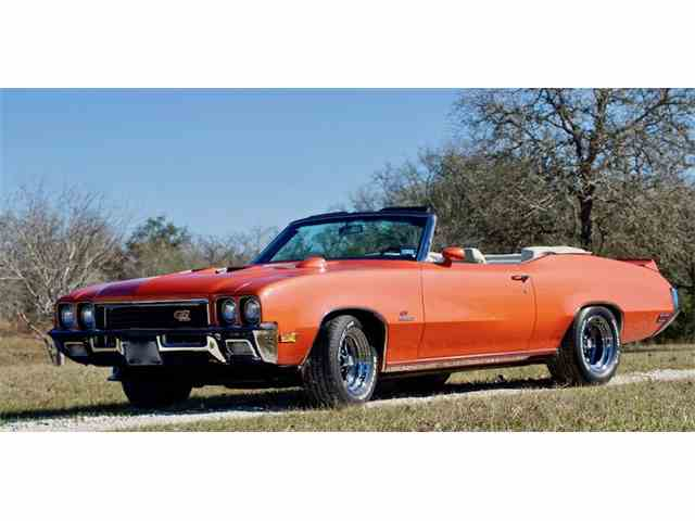 1972 Buick Gran Sport | 958341