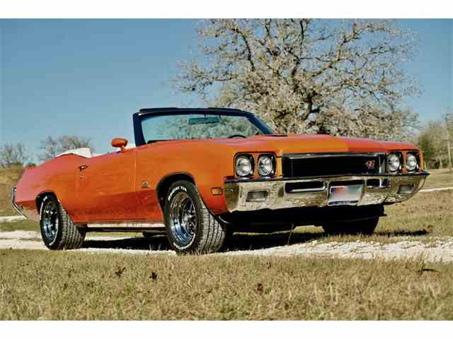 1972 Buick GS | 958341