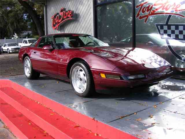 1993 Chevrolet Corvette | 958342