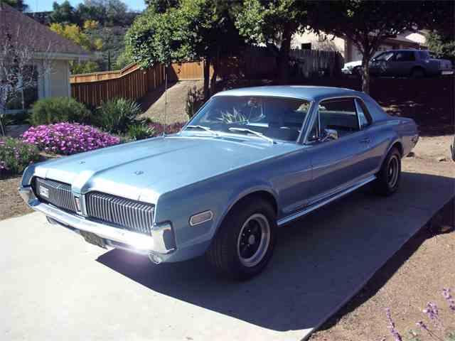1968 Mercury Cougar | 958344
