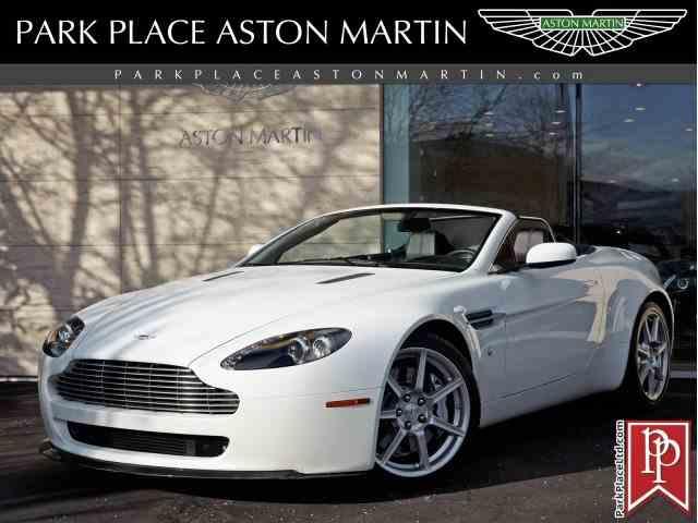 2008 Aston Martin Vantage | 958347