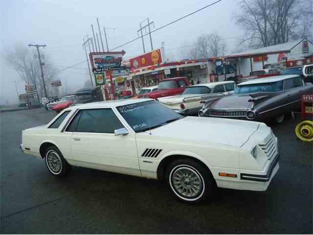 1980 Dodge Mirada | 958349