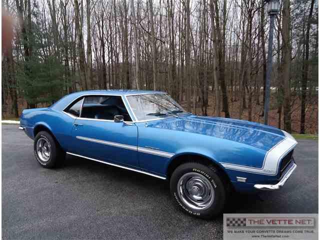 1968 Chevrolet Camaro | 958357