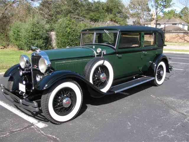 1931 Lincoln K V-8 Berline | 958359