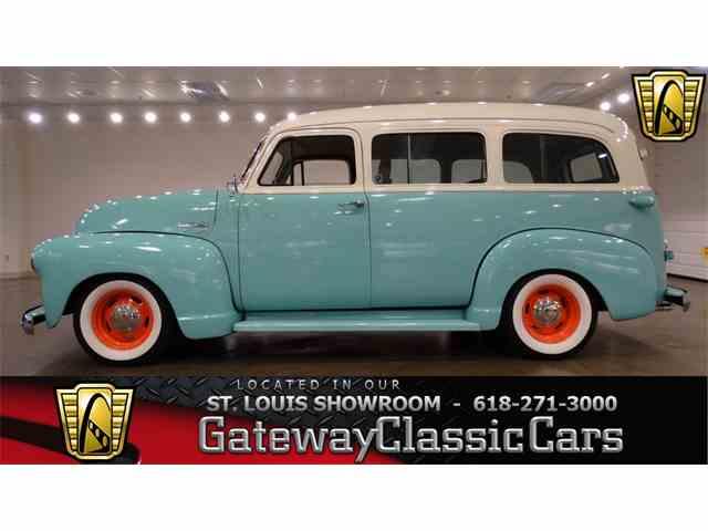 1948 Chevrolet Suburban | 950836