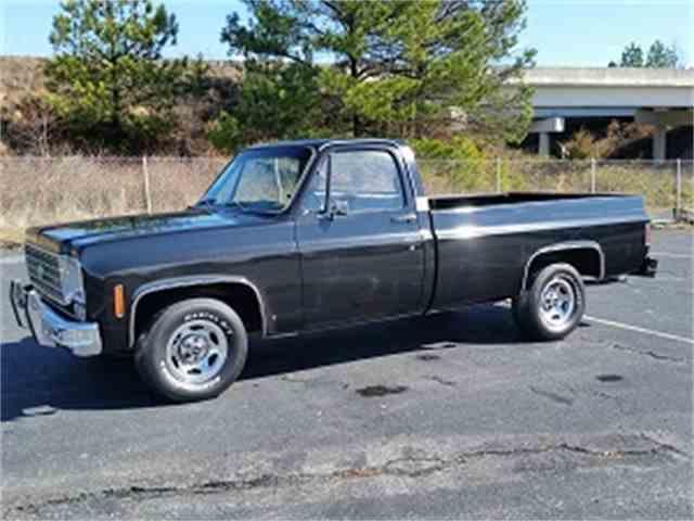 1975 Chevrolet C/K 10 | 958360