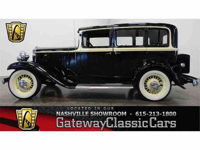 1932 Hupmobile Hupmobile   958371