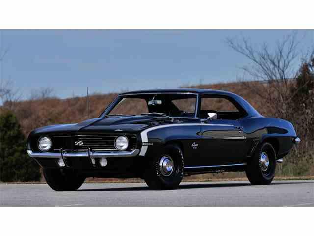 1969 Chevrolet Camaro SS | 958377