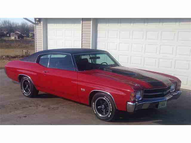 1971 Chevrolet Chevelle | 958381
