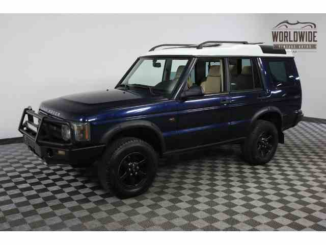2003 Land Rover Discovery | 958388