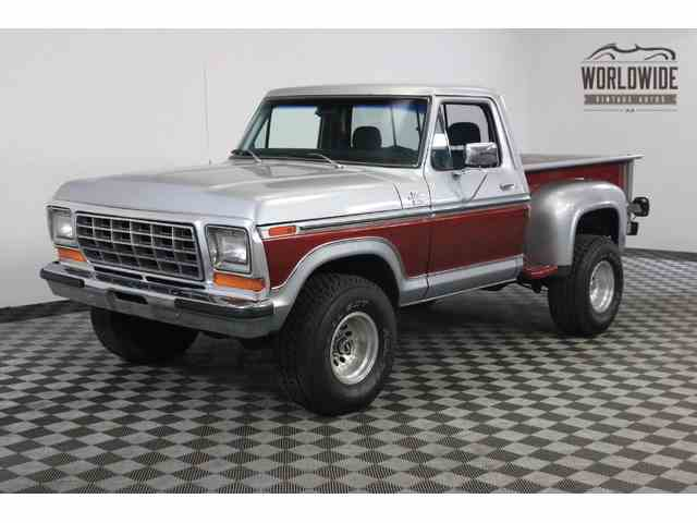classifieds for 1977 to 1979 ford f150 17 available. Black Bedroom Furniture Sets. Home Design Ideas