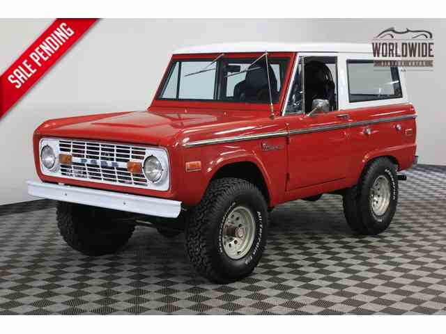 1972 Ford Bronco | 958393