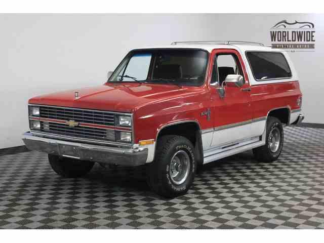 1984 Chevrolet Blazer | 958394