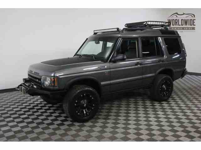 2004 Land Rover Discovery   958395