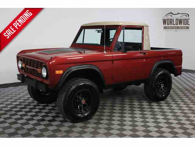1974 Ford Bronco | 958396