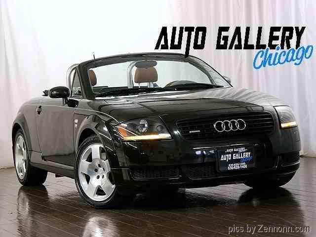2001 Audi TT | 958400