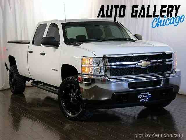 2011 Chevrolet Silverado | 958402
