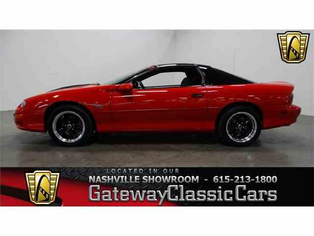 2002 Chevrolet Camaro | 950841