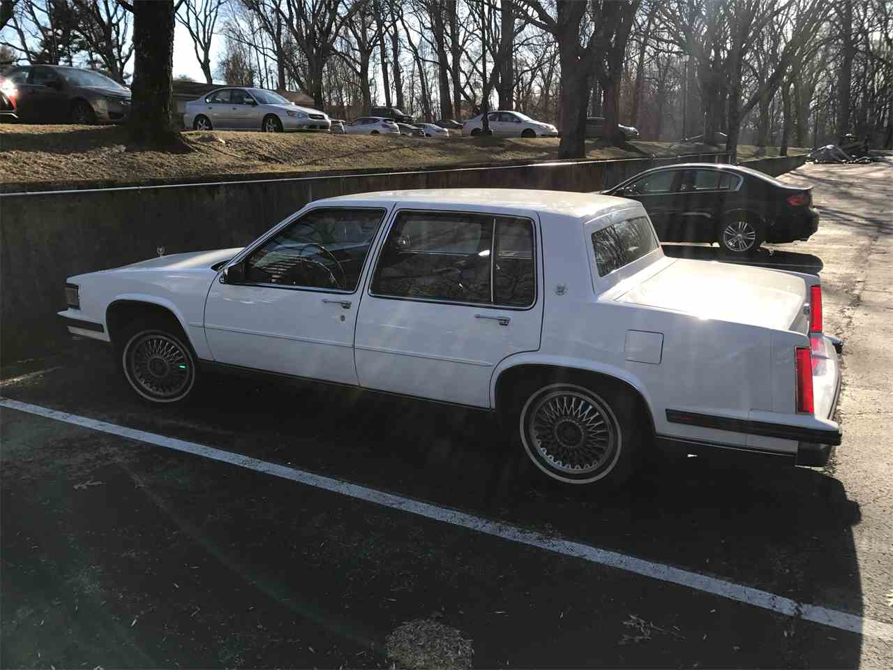 Large Picture of 1987 Cadillac DeVille - $4,995.00 Offered by a Private Seller - KJIN