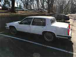 Picture of '87 Cadillac DeVille located in Pennsylvania - KJIN