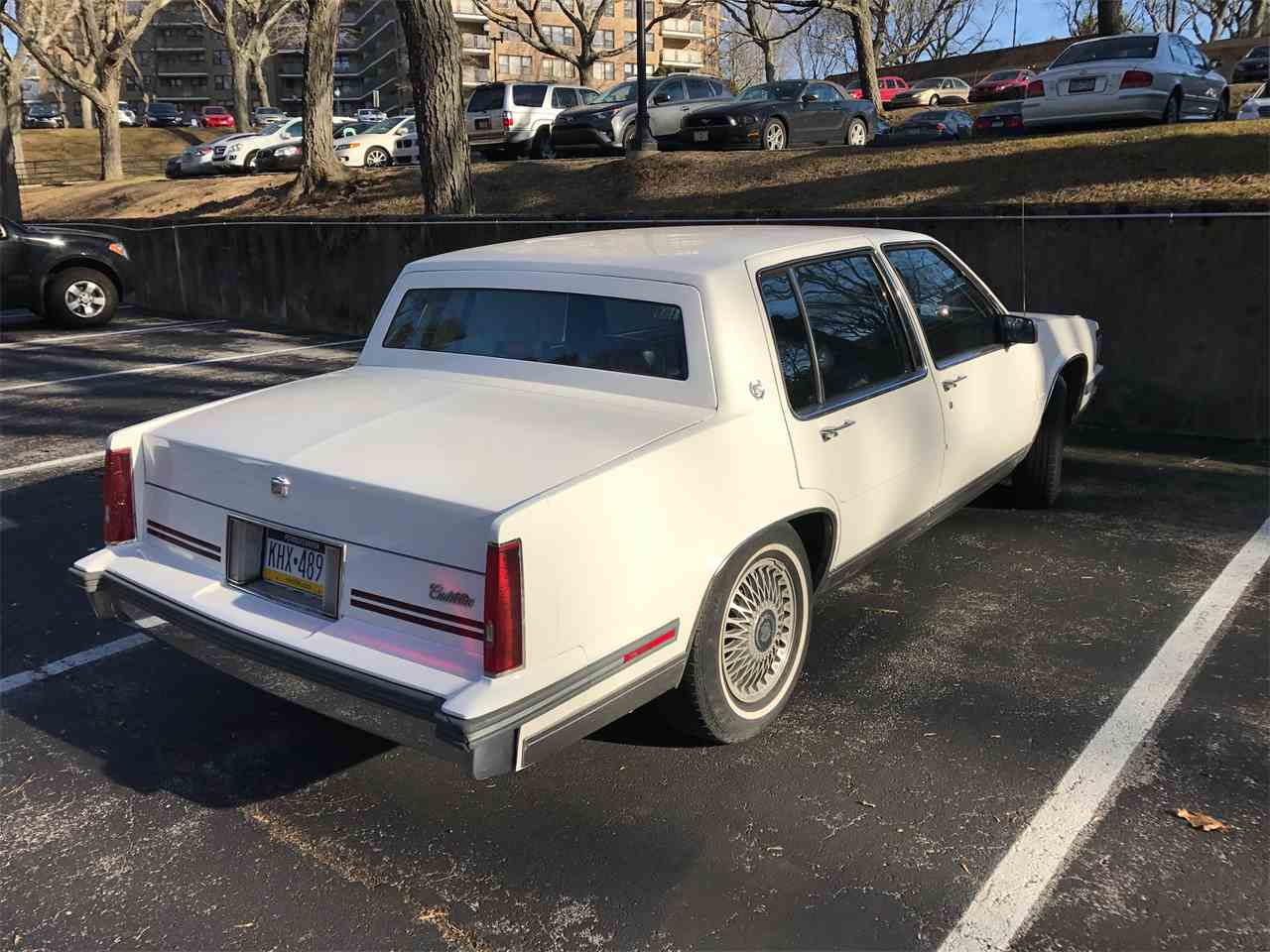 Large Picture of 1987 DeVille Offered by a Private Seller - KJIN