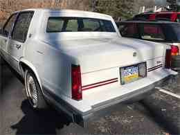 Picture of '87 Cadillac DeVille located in Penn Valley Pennsylvania Offered by a Private Seller - KJIN