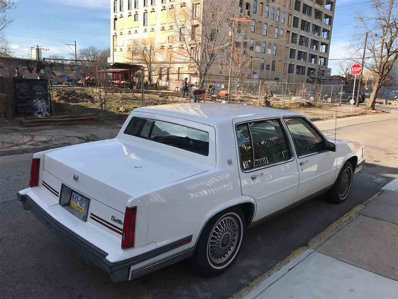 Large Picture of 1987 Cadillac DeVille - $4,995.00 - KJIN