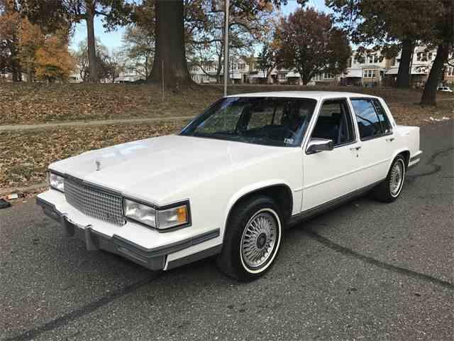 1987 Cadillac DeVille | 958415