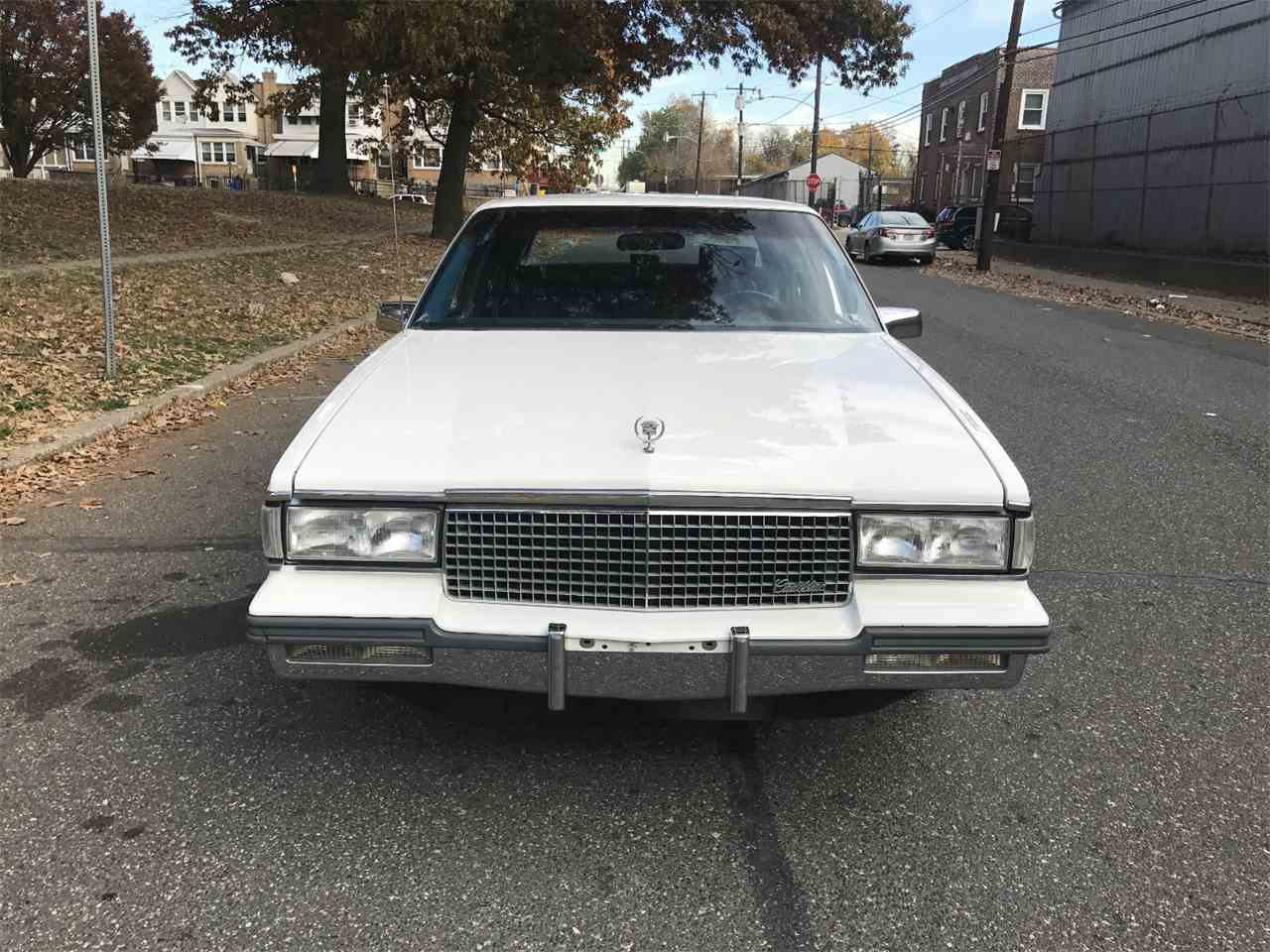 Large Picture of '87 Cadillac DeVille Offered by a Private Seller - KJIN