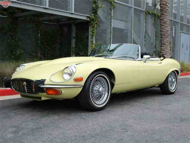 1973 Jaguar E-Type | 958417