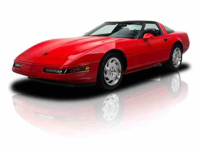 1993 Chevrolet Corvette | 958423