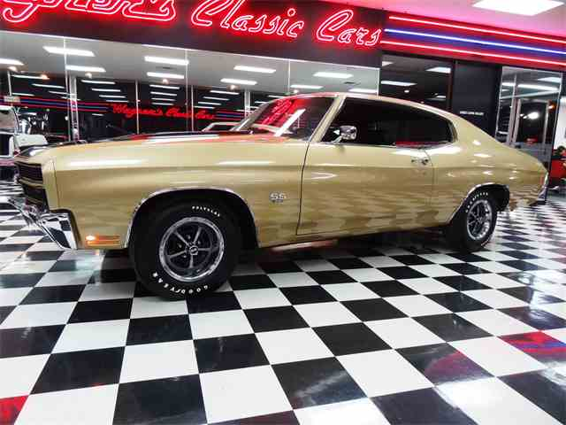 1970 Chevrolet Chevelle SS | 958429