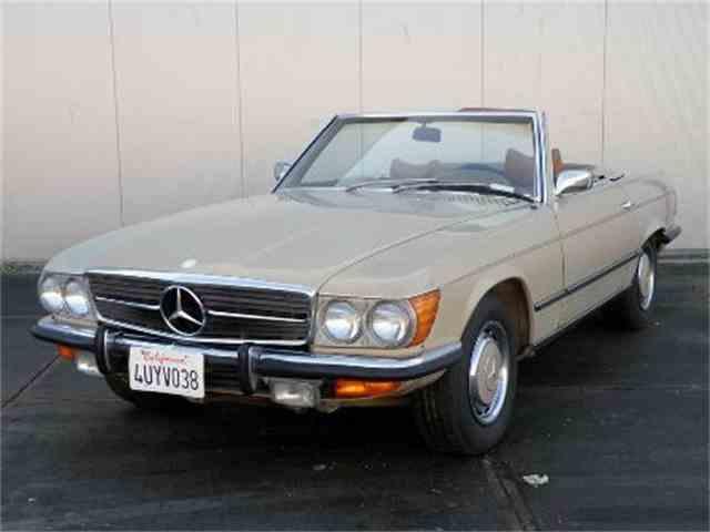1973 Mercedes-Benz 450SL | 958434