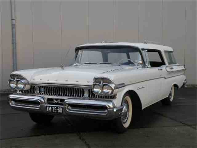 1957 Mercury commuter | 958435