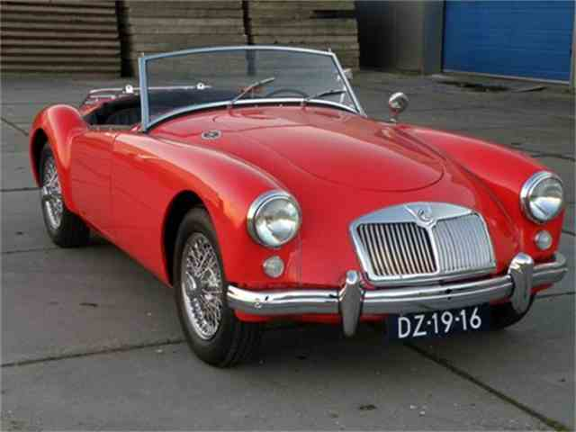1957 MG MGA 1500 | 958441