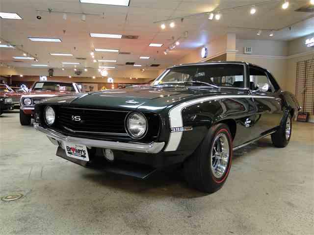1969 Chevrolet Camaro | 958447