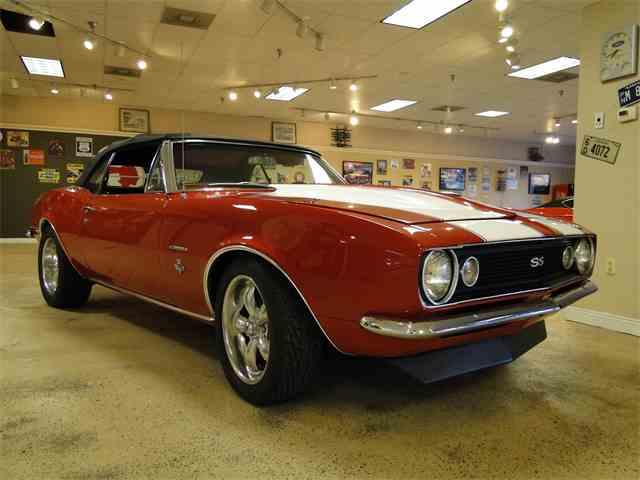 1967 Chevrolet Camaro | 958448