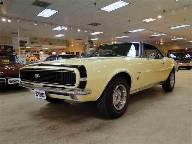 1967 Chevrolet Camaro | 958450