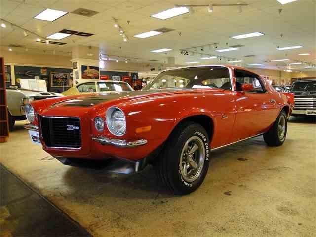 1972 Chevrolet Camaro | 958451