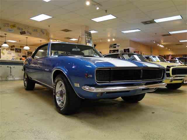 1968 Chevrolet Camaro | 958454