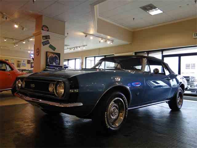 1967 Chevrolet Camaro | 958455