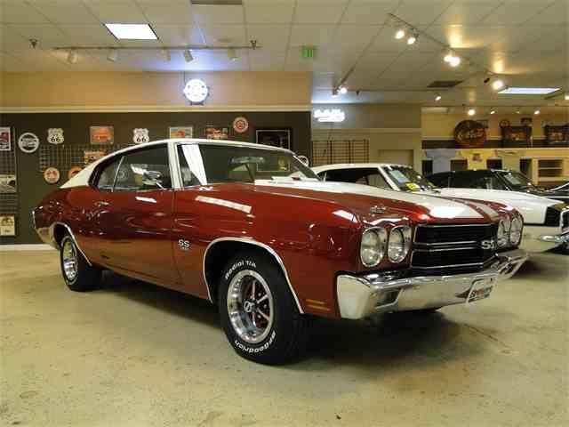 1970 Chevrolet Chevelle | 958456