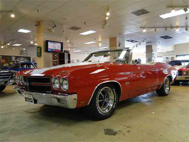 1970 Chevrolet Chevelle | 958458