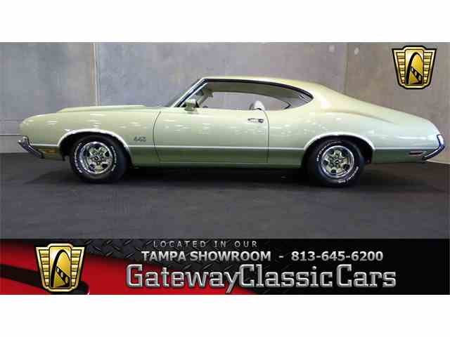 1972 Oldsmobile Cutlass | 950846