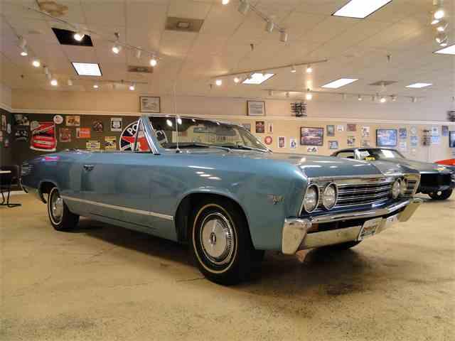 1967 Chevrolet Chevelle | 958460