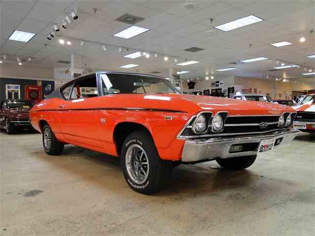 1969 Chevrolet Chevelle | 958461