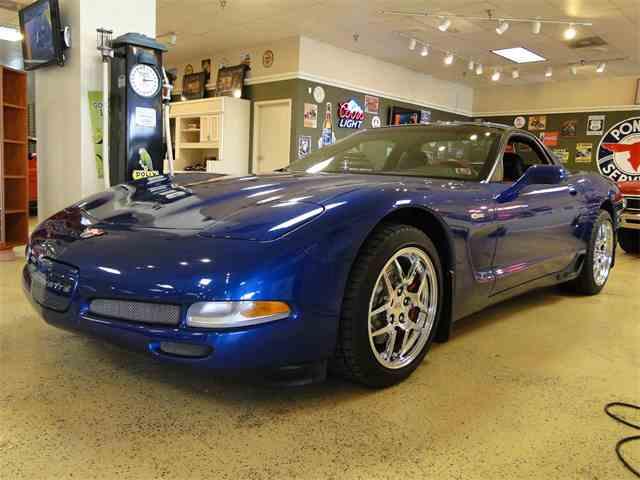 2002 Chevrolet Corvette | 958462
