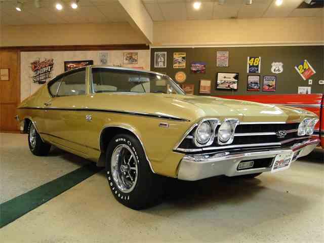 1969 Chevrolet Chevelle | 958464