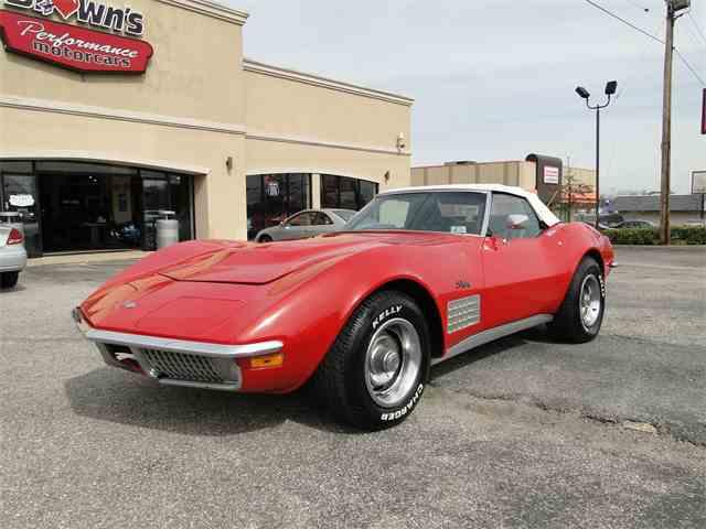 1971 Chevrolet Corvette | 958467