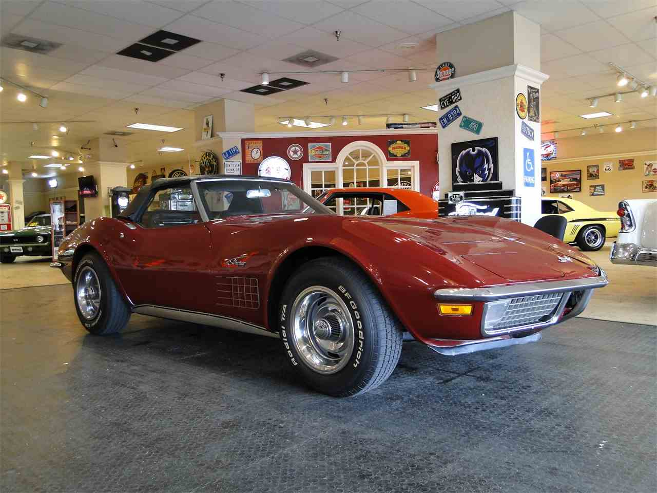 Large Picture of '70 Corvette - KJK6